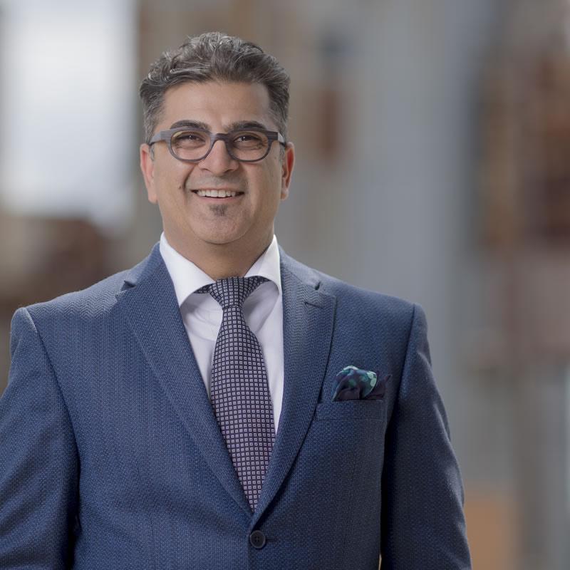 Ali Rana - Academic HealthPlans CIO