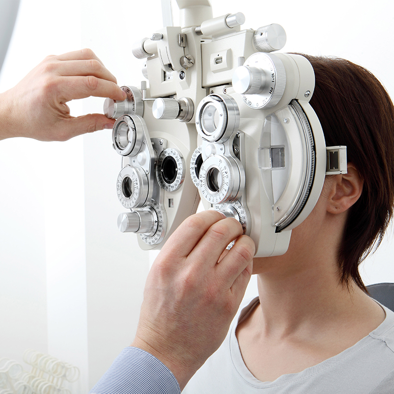 Eye exam - Discount programs for dental and vision